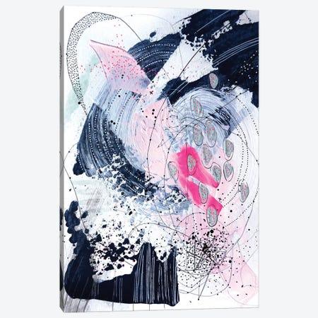 Heartbeat Canvas Print #KEZ19} by Kristen Elizabeth Art Print