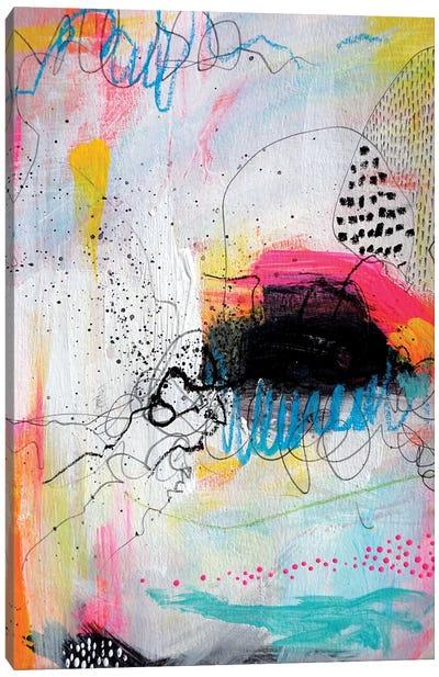 Alive Canvas Art Print