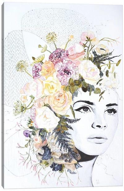 Lana Canvas Art Print