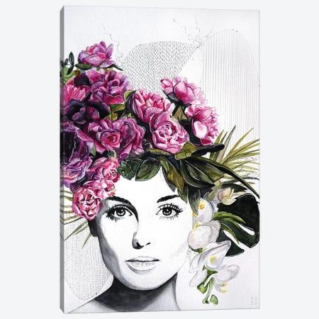 Lola 3-Piece Canvas #KEZ26} by Kristen Elizabeth Canvas Print
