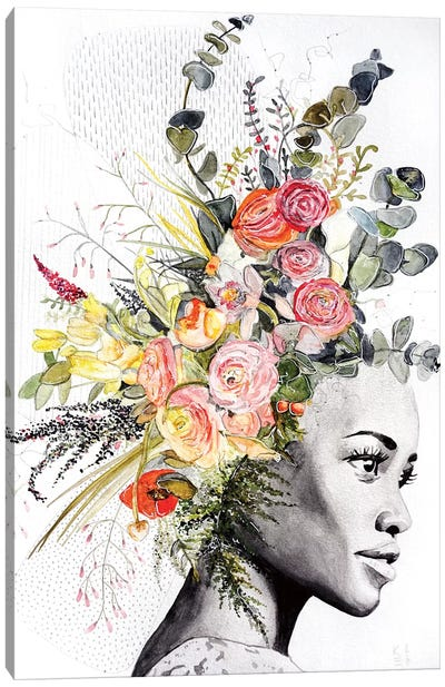 Lupita Canvas Art Print