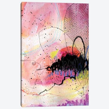 Rainbow Canvas Print #KEZ33} by Kristen Elizabeth Canvas Art Print