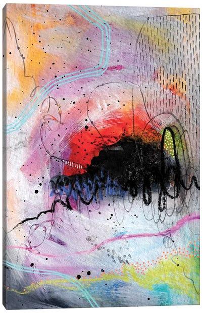 Rising Canvas Art Print