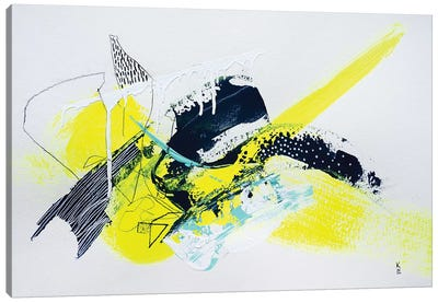 Swoosh Canvas Art Print