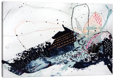 Atlantic Born Canvas Art Print