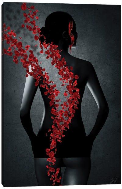 The Perfume Canvas Art Print