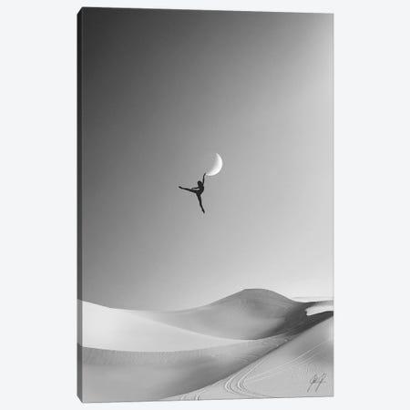 Fantasy Ballet 3-Piece Canvas #KFD18} by Kathrin Federer Art Print