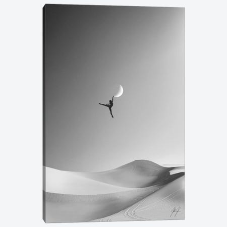 Fantasy Ballet Canvas Print #KFD18} by Kathrin Federer Art Print