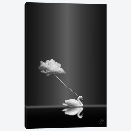 Follow Me Canvas Print #KFD20} by Kathrin Federer Canvas Art