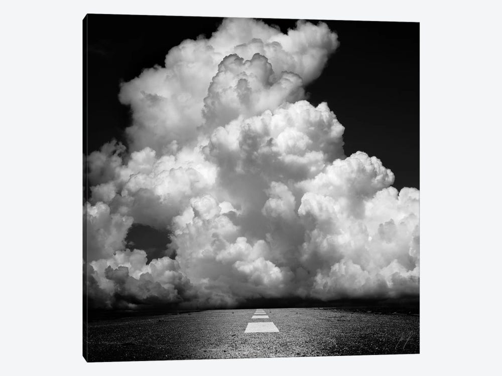 Road To Nirvana by Kathrin Federer 1-piece Canvas Print