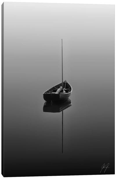 Solitude Canvas Art Print