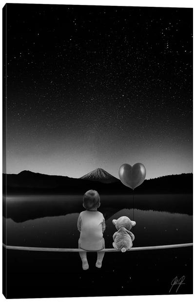 Baby Dreams Canvas Art Print