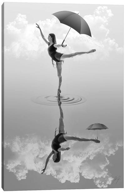 Ballerina I Canvas Art Print