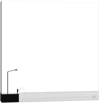 Fisher Canvas Art Print