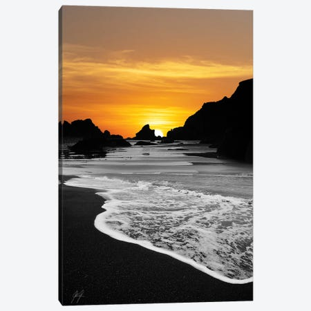 Gloaming I 3-Piece Canvas #KFD68} by Kathrin Federer Canvas Artwork