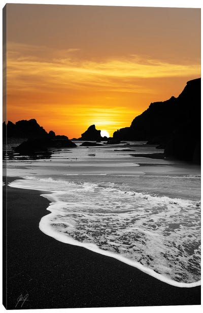 Gloaming I Canvas Art Print