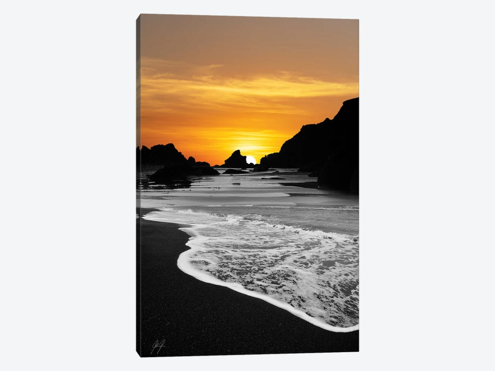 Gloaming I by Kathrin Federer 1-piece Canvas Print