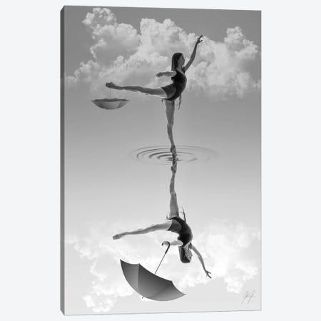 Ballerina II Canvas Print #KFD6} by Kathrin Federer Art Print