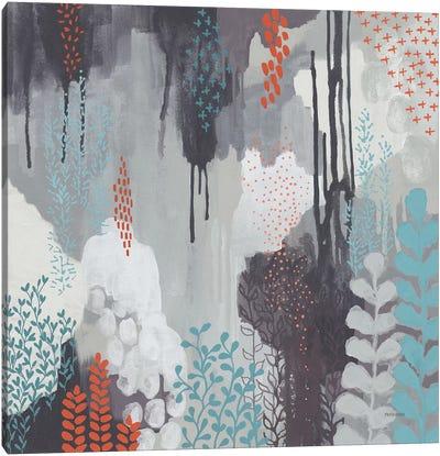 Gray Forest I Canvas Art Print