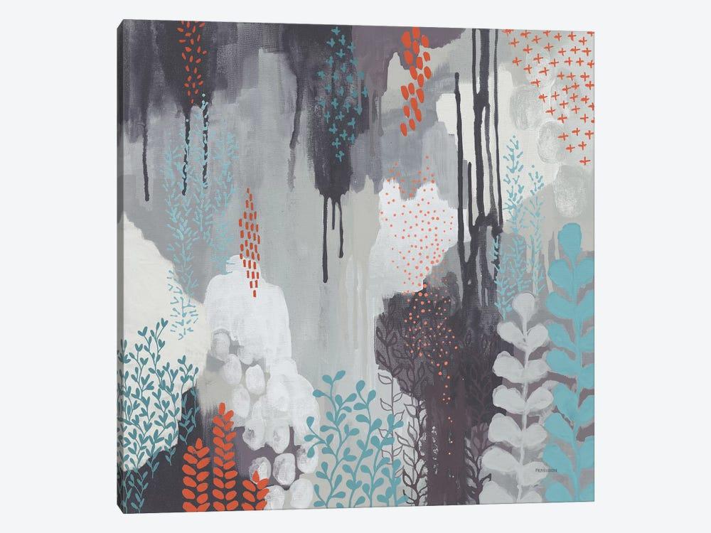 Gray Forest I by Kathy Ferguson 1-piece Canvas Wall Art