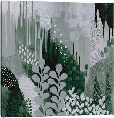 Green Forest II Canvas Art Print