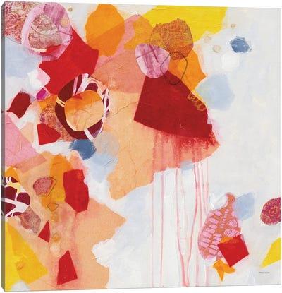 Falling Apart Canvas Art Print