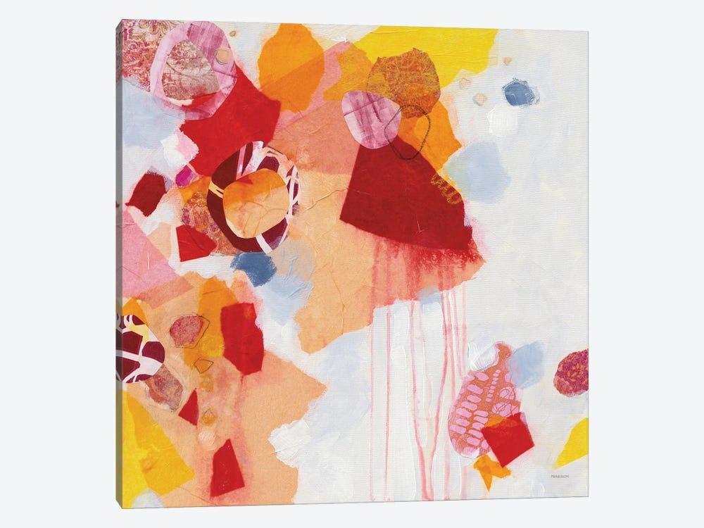 Falling Apart by Kathy Ferguson 1-piece Canvas Art