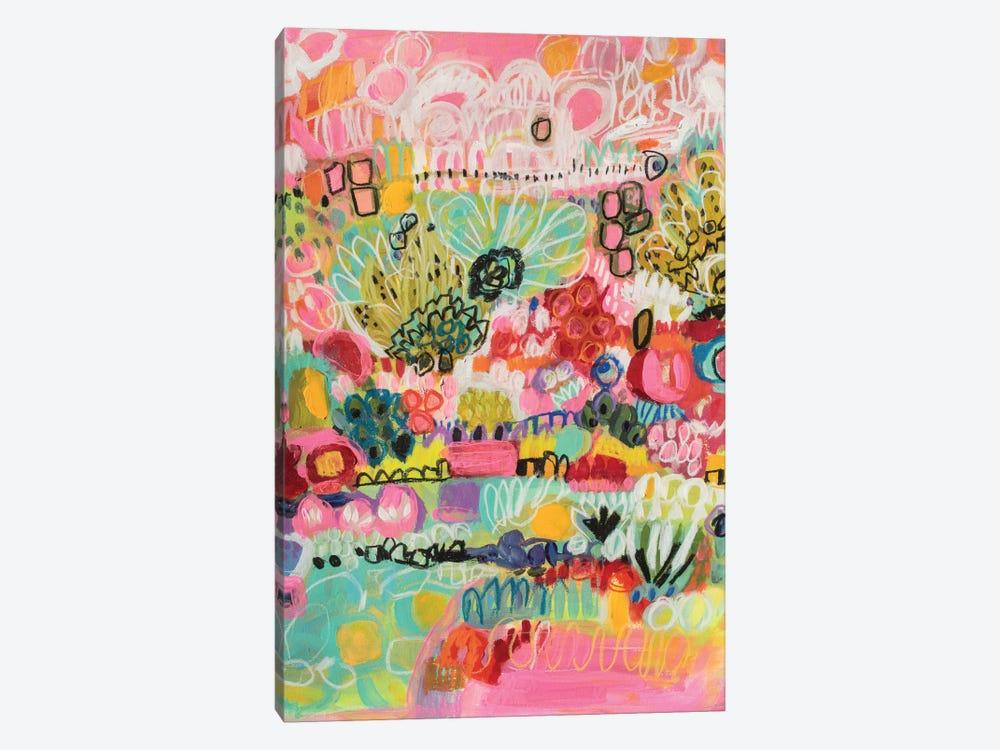 Boho Garden III by Karen Fields 1-piece Art Print