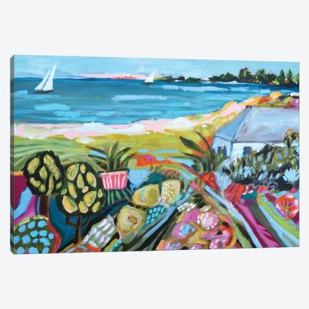 Nautical Whimsy I Canvas Print #KFI16} by Karen Fields Canvas Print