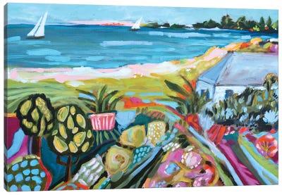 Nautical Whimsy I Canvas Art Print
