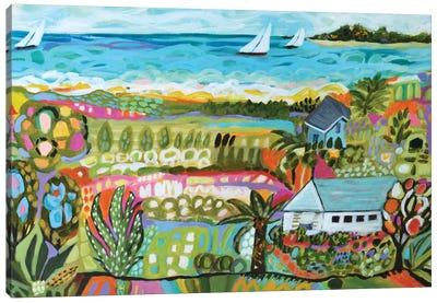 Nautical Whimsy III Canvas Art Print