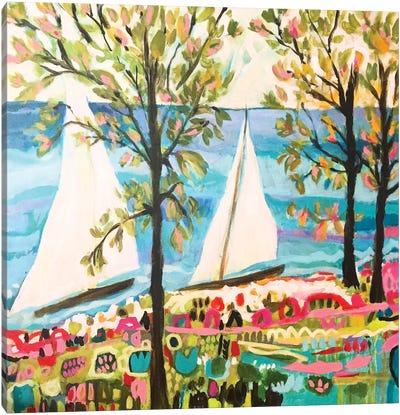 Nautical Whimsy IV Canvas Art Print