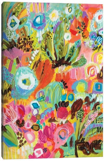 Love to Travel I Canvas Art Print