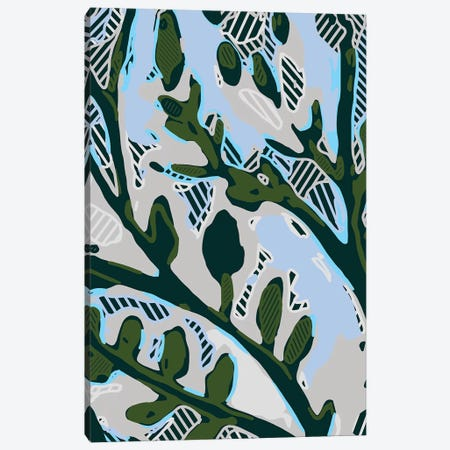Abstract Tree Limbs II Canvas Print #KFI56} by Karen Fields Canvas Art Print