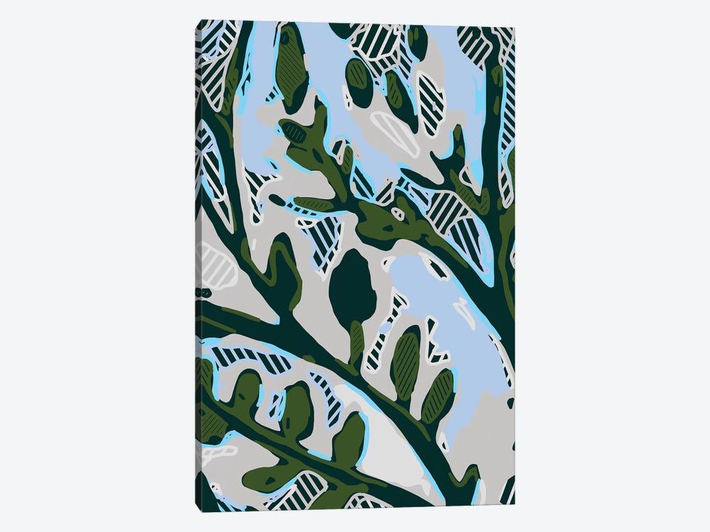 Abstract Tree Limbs II by Karen Fields 1-piece Art Print