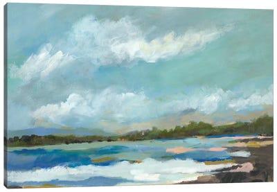 Seaside View IV Canvas Art Print