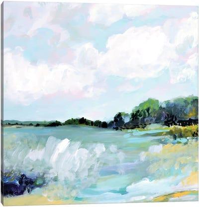 Surfscape I Canvas Art Print