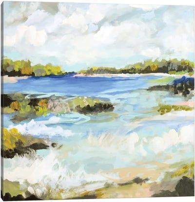 Surfscape II Canvas Art Print