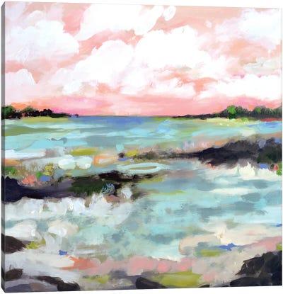 Surfscape III Canvas Art Print