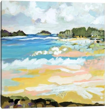 Surfscape IX Canvas Art Print