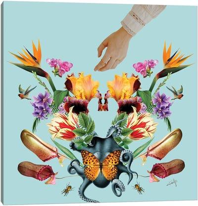 Sensual Garden II Canvas Art Print