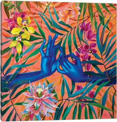 9 Dream Of Buddha III Canvas Art Print