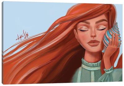 Sirena Canvas Art Print