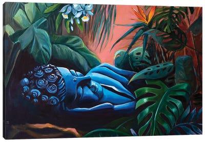 9 Dream Of Buddha IV Canvas Art Print