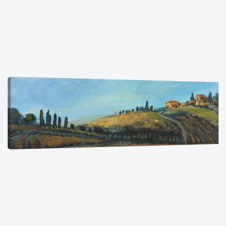 Italy II Canvas Print #KGS20} by Kingsley Canvas Wall Art