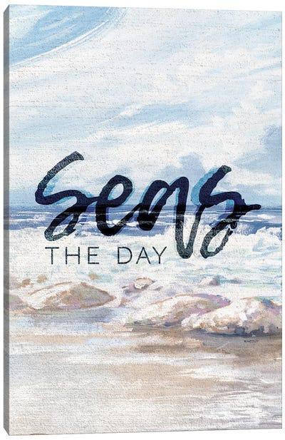 Seas The Day Canvas Art Print