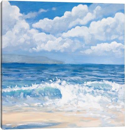 Waves I Canvas Art Print