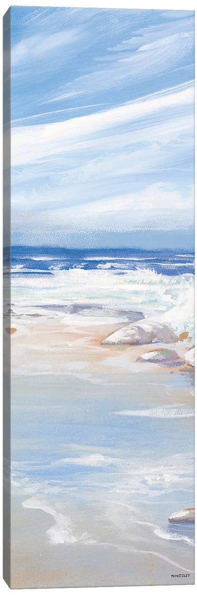 Beach Panel I Canvas Art Print
