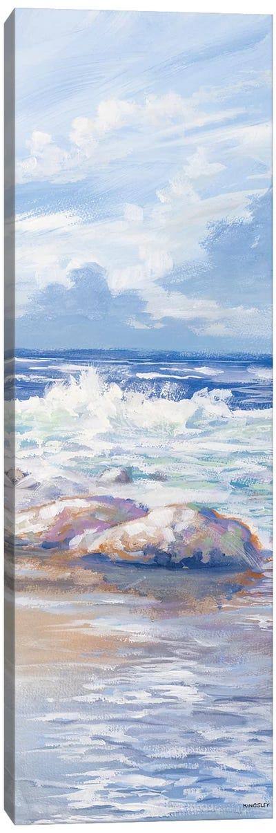 Beach Panel II Canvas Art Print
