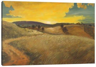 Bella Landscape Canvas Art Print